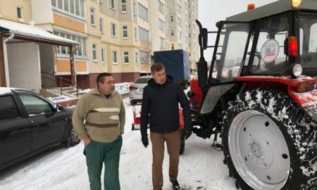 муромский и трактор