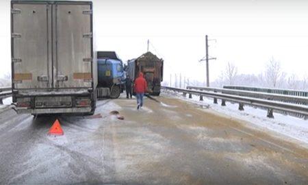 ДТП, грузовики