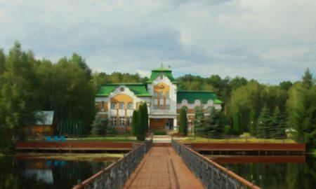 гостиница Орловское полесье