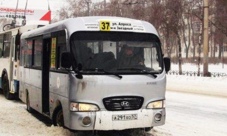 маршрутка, автобус