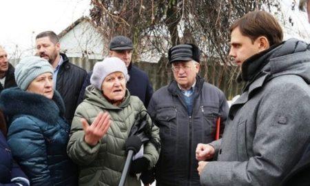 Клычков, жители, Тагино