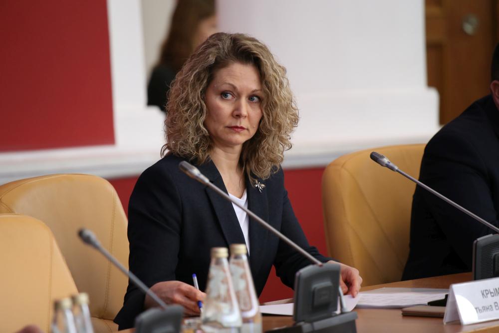Крымова