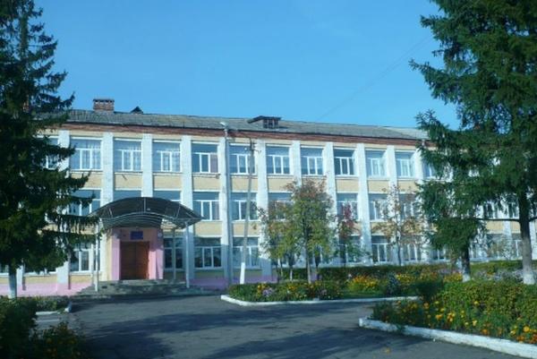 Нарышкино, школа