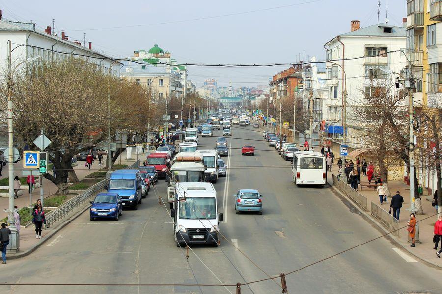 улица Комсомольская чайка