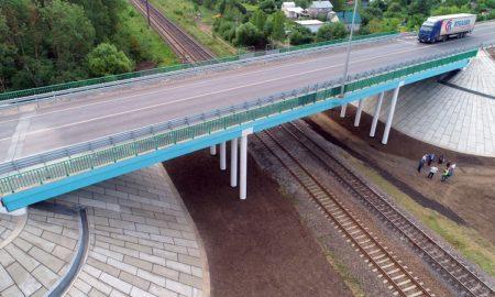 трасса мост