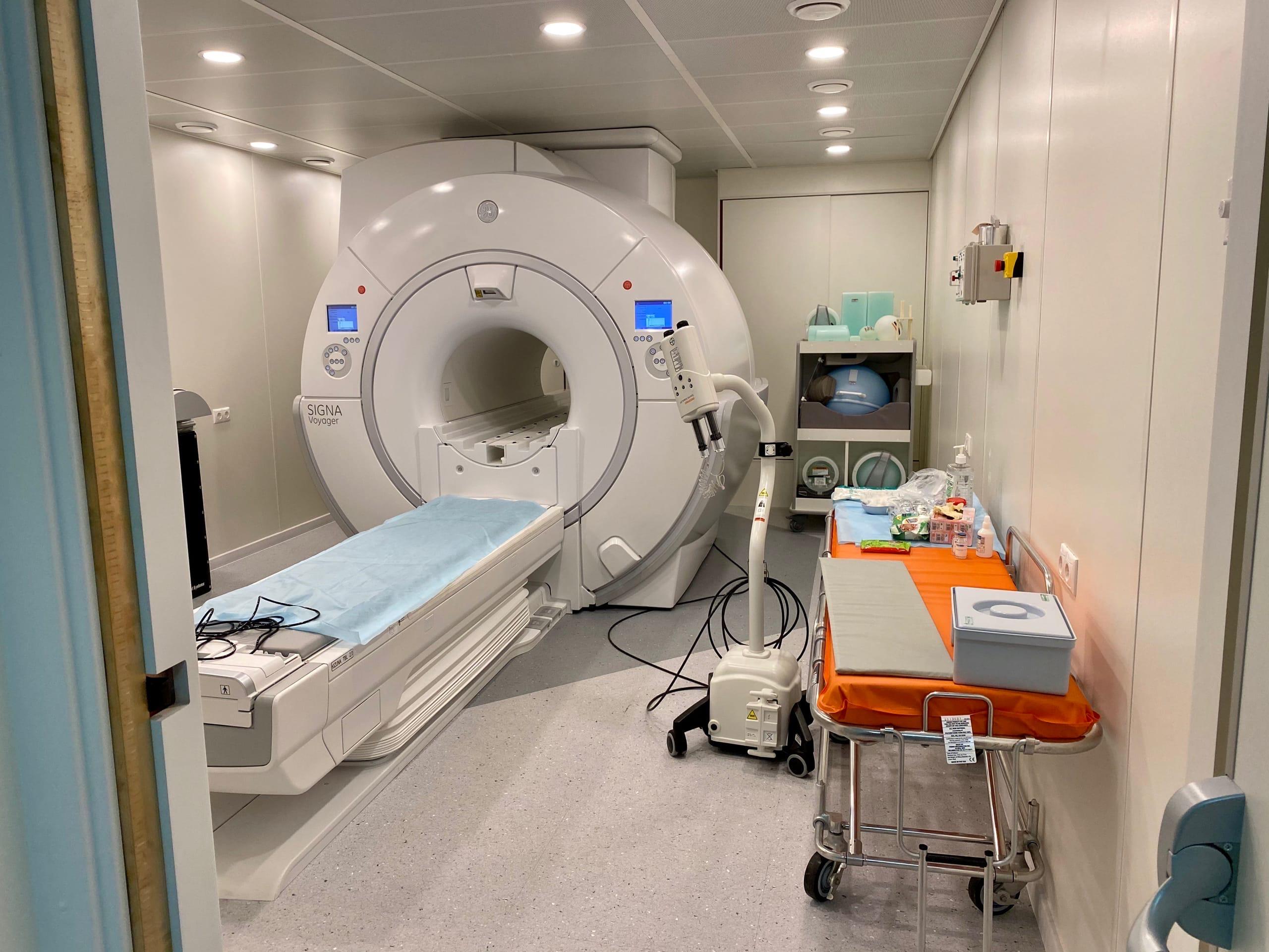 медицинское оборудование, МРТ,