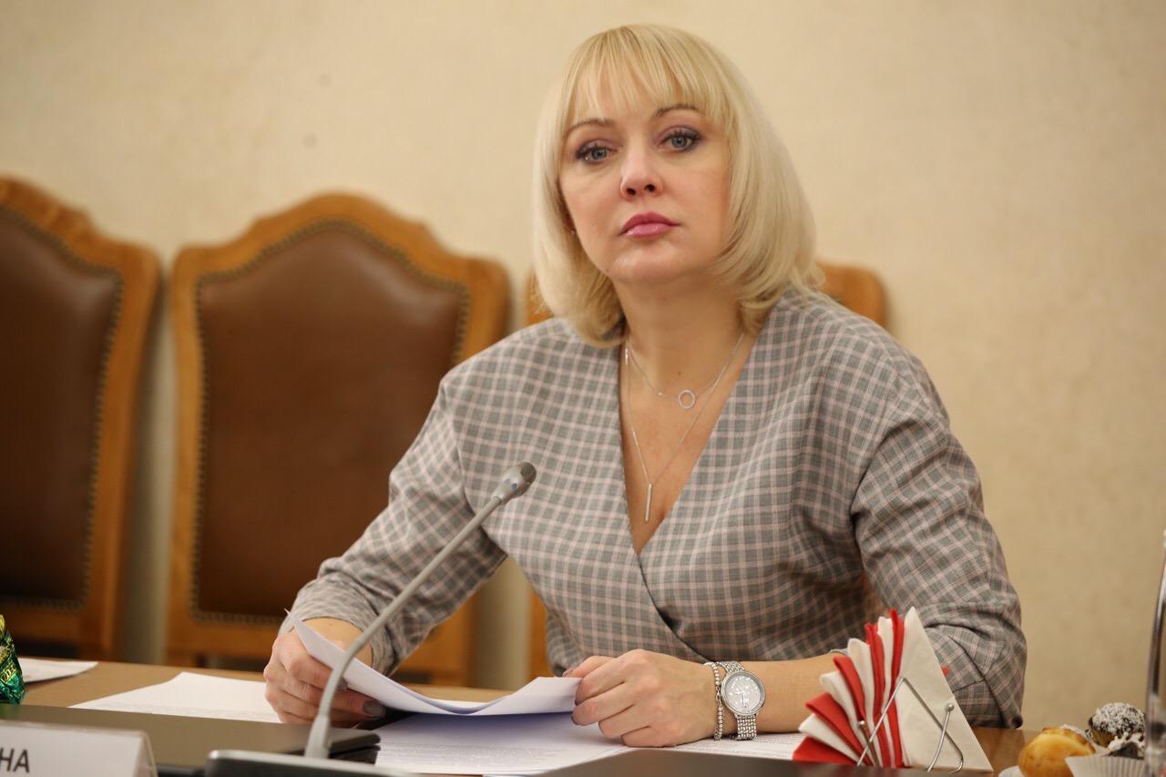 Ирина Гаврилина