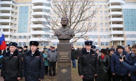 скворцов, памятник, мемориал, бульвар победы