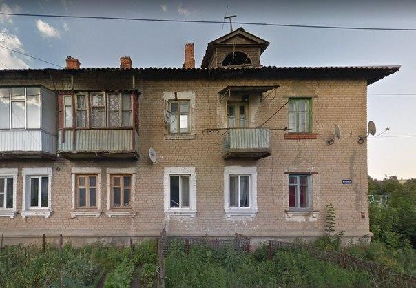 Серпуховская 113, аварийный дом