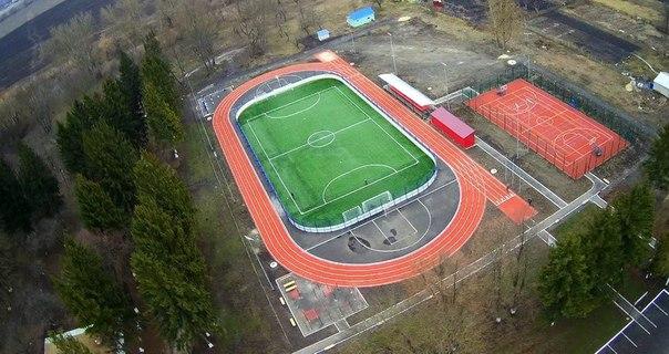 фок, стадион, футбольное поле