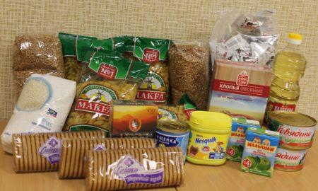 сухпаек, продукты, продуктовый набор