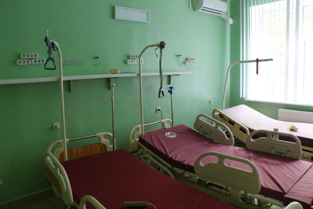 больница койки