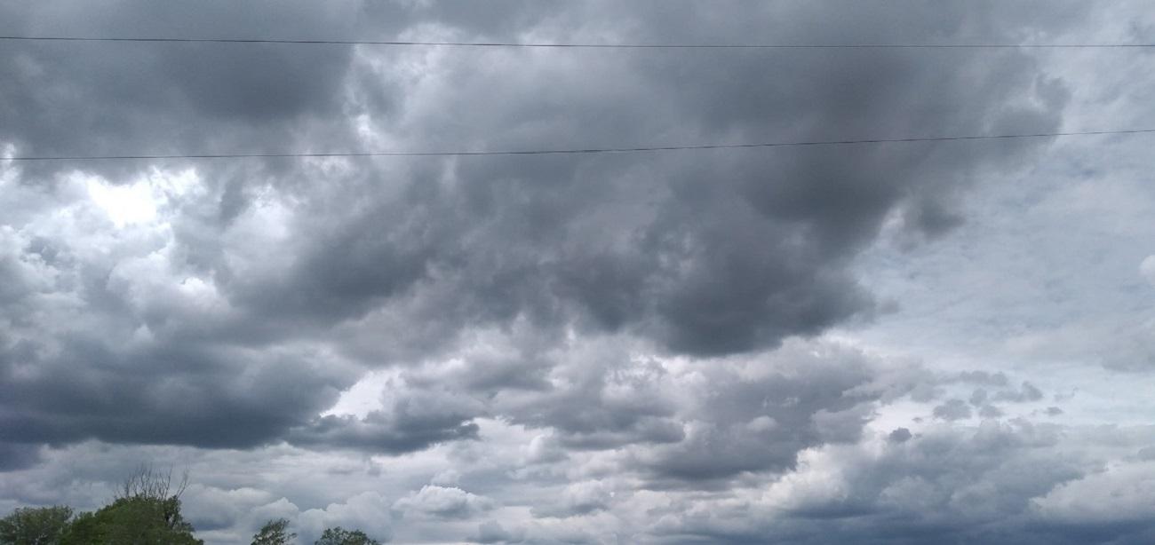 погода, тучи