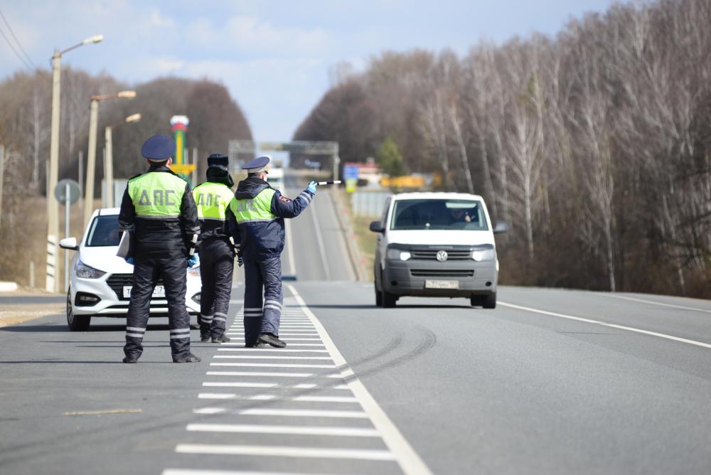 полиция, заградпосты