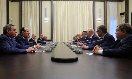 встреча с Путиным
