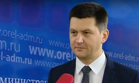 Виктор Булгаков, начальник управления градостроительства