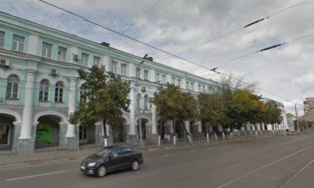 Торговые ряды, Славутич