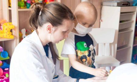болезнь, больной ребенок, врач