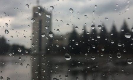 погода, дождь, капли
