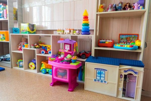 детский сад, игрушки