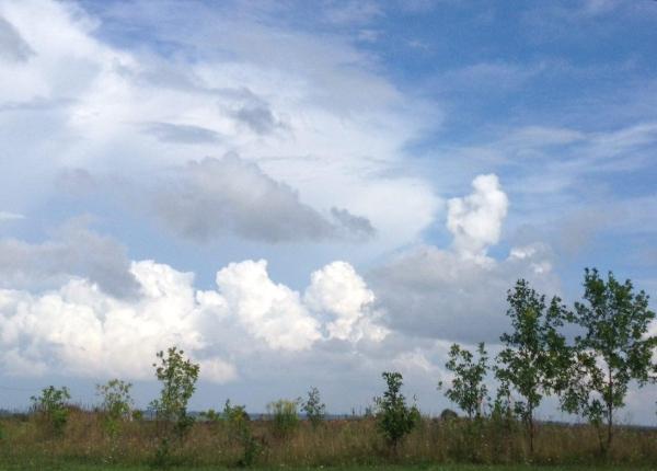 облака, погода