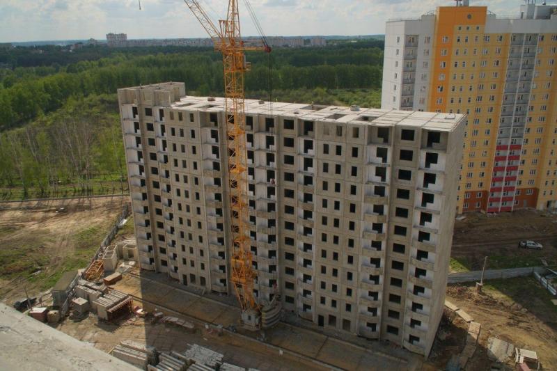 Орелстрой, строительство