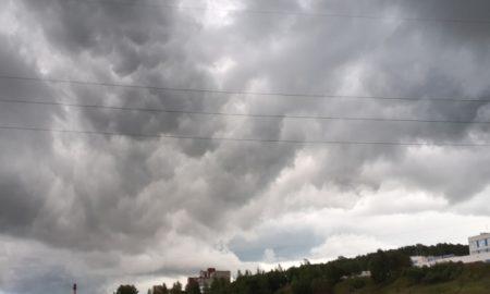 тучи, погода, дождь