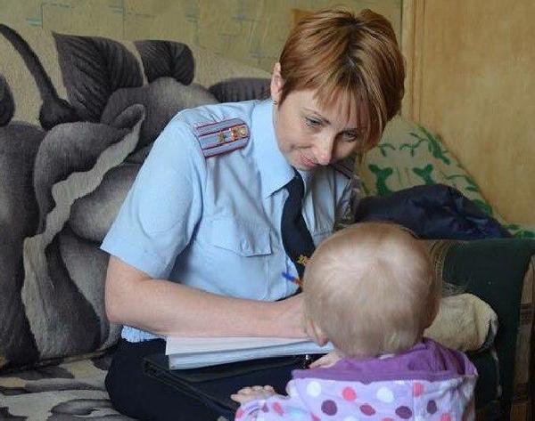 полиция, ребенок, изъятие из семьи