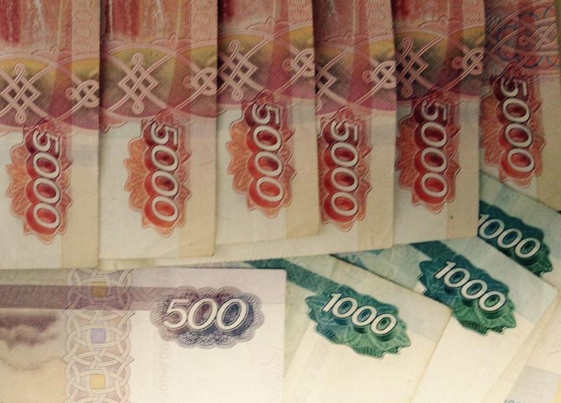 деньги, рубли