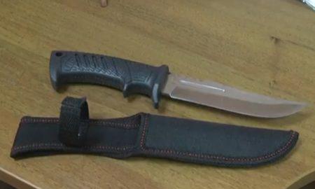 нож, убийство