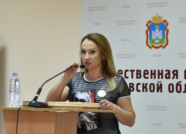 Марина Горяйнова Орловчанка