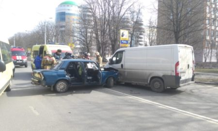 ДТП, Лескова, семерка