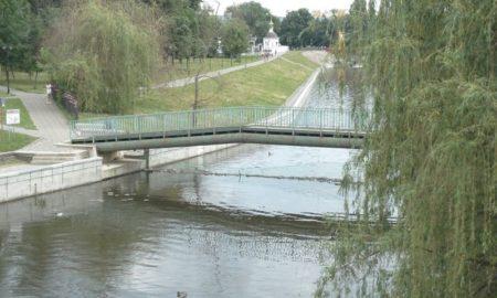 пешеходный мост детский парк