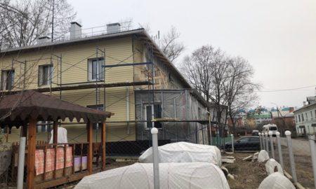 дом Коллективная