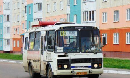 маршрутка, паз, автобус