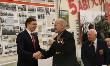 Клычков, ветеран