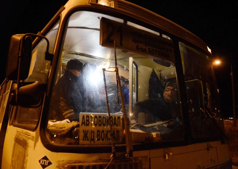 маршрутка, автобус, рейд, проверка