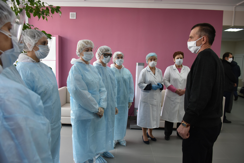 Вдовин, врачи, медики, маски