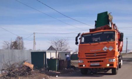 вывоз мусора, мусоровоз