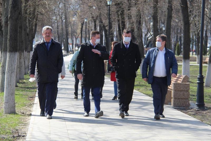 Новиков, Муромский, Тиньков