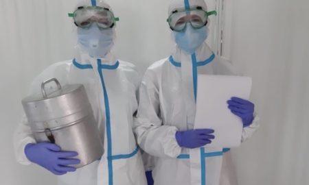 медики, врачи, респираторы, сиз, маски, костюмы, коронавирус