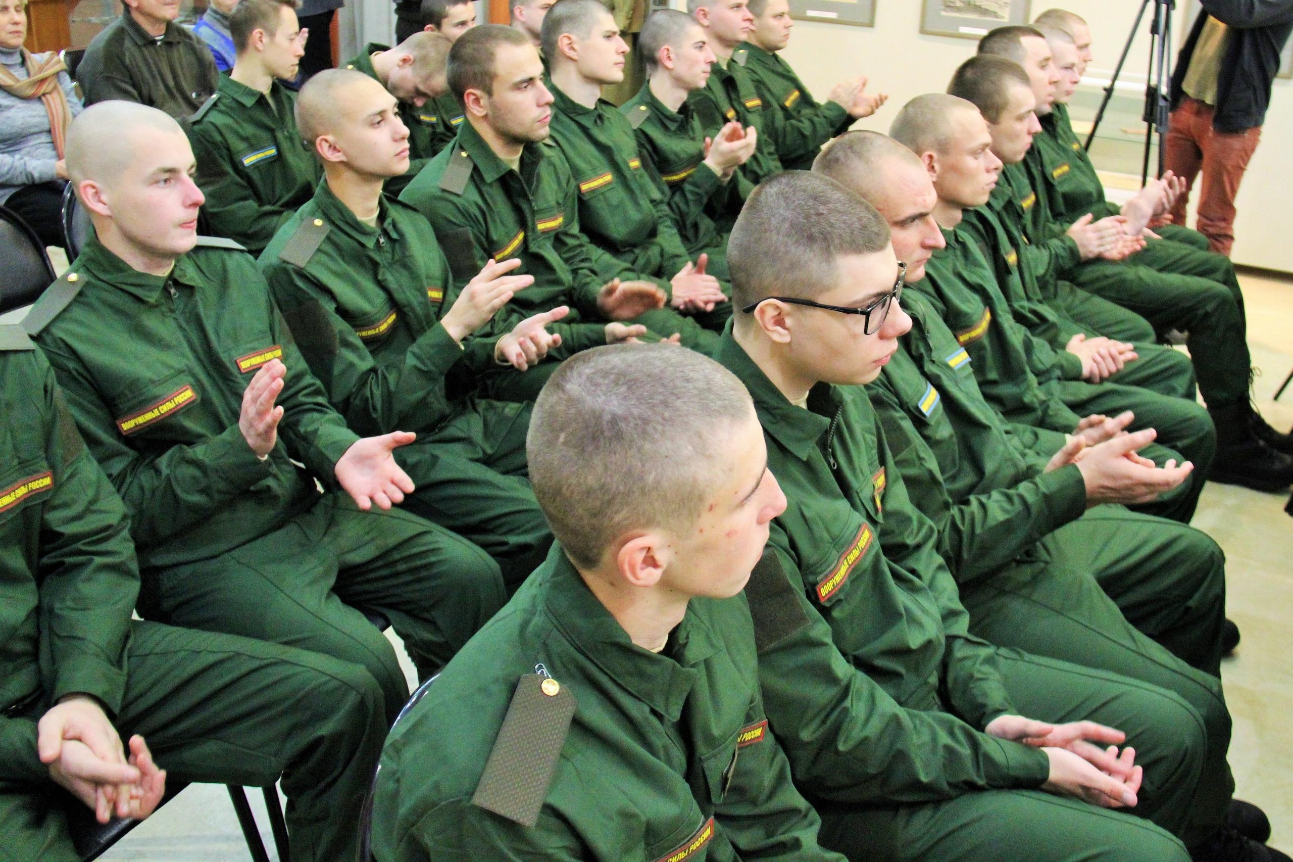призывники, солдаты, призыв, армия