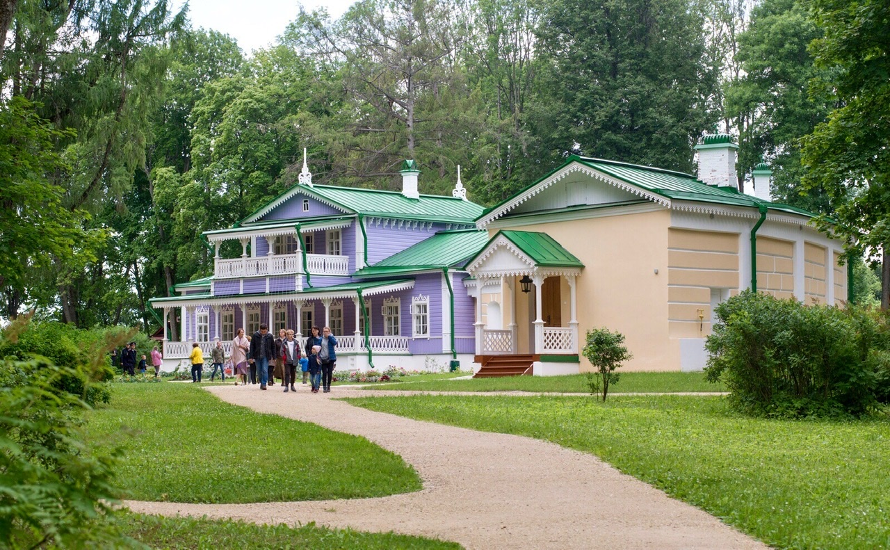 спасское лутовиново, музей усадьба