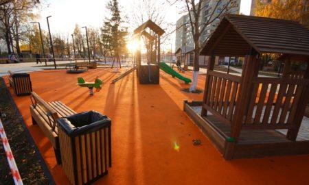 благоустройство, детская площадка, парк, сквер