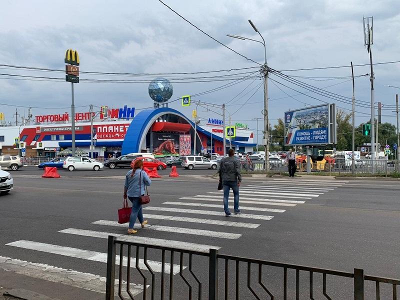 улица светофор карачевка