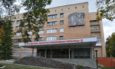 больница Круглой